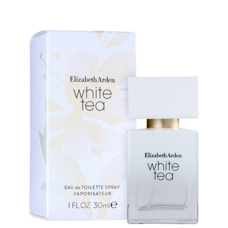 White Tea Elizabeth Arden Eau de Toilette - Perfume Feminino 30ml
