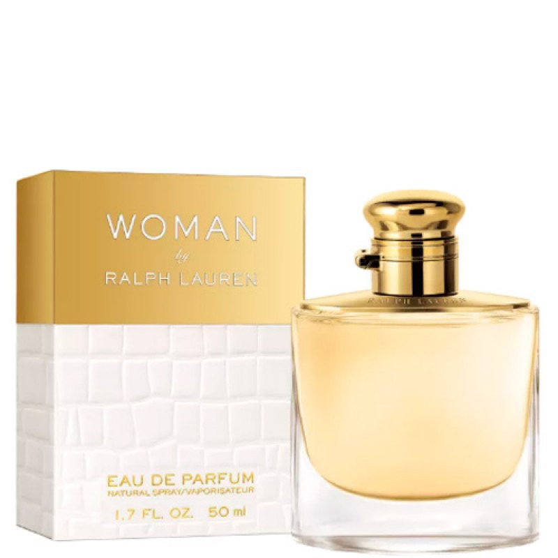 Woman by Ralph Lauren Eau de Parfum - Perfume Feminino 50ml