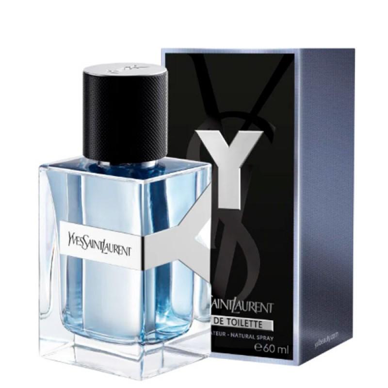 Y Yves Saint Laurent Eau de Toilette - Perfume Masculino 60ml