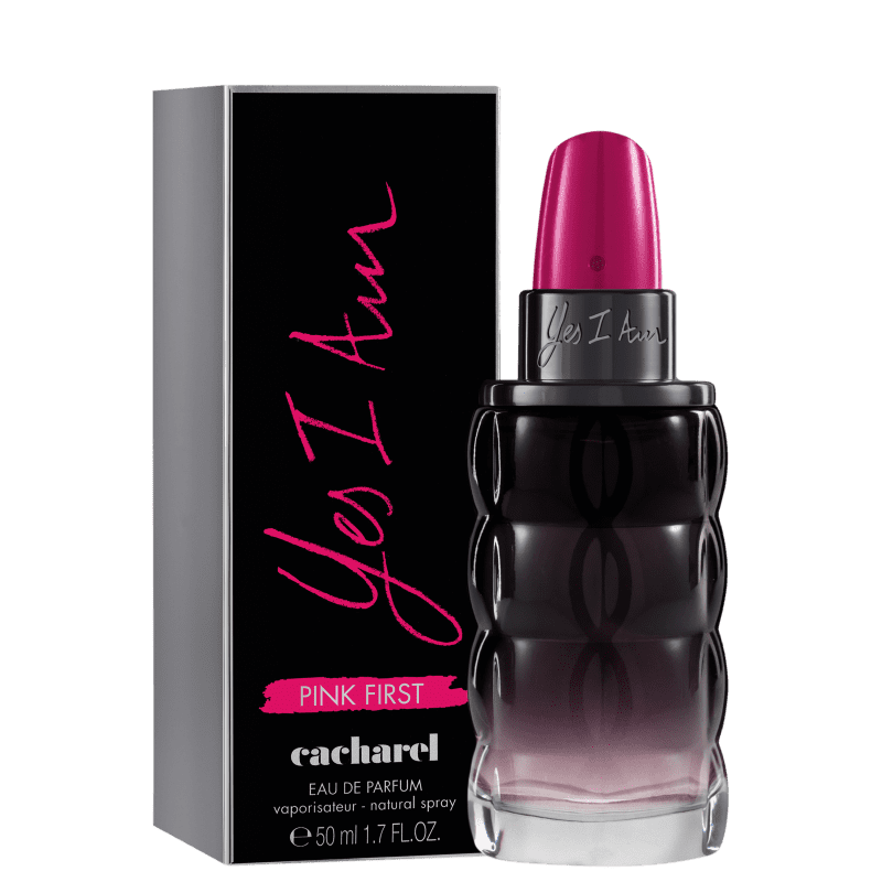 YES I AM PINK EDT 50ML