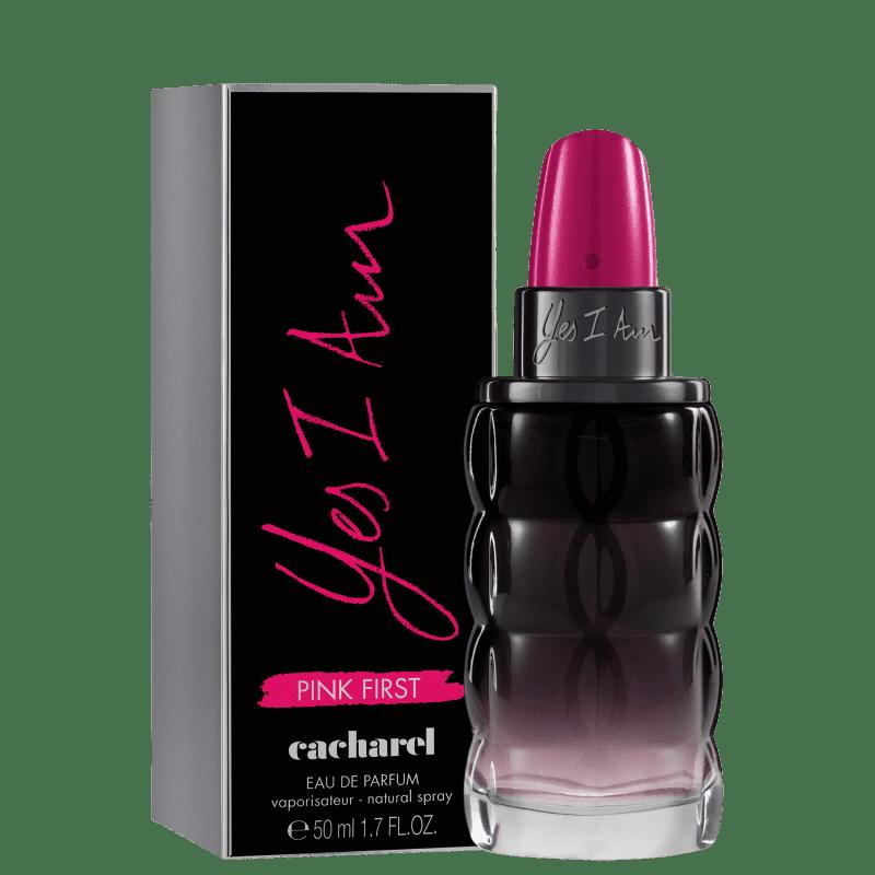 Yes I Am Pink First Eau de Parfum Cacharel - Perfume Feminino 50ml