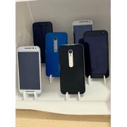 Lote 06 Smartphones Seminovos | Moto G3 | 16gb | C/ Garantia