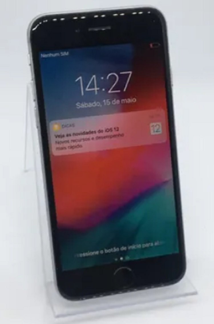 Apple iPhone 6 64gb Cinza Seminovo