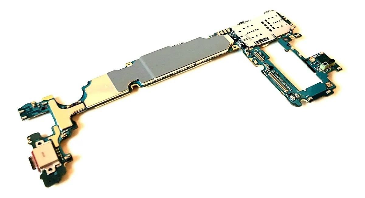 Placa Mãe Samsung S10 G973f  8gb/128gb - Tudo OK
