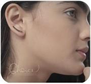 Brinco Ear-Cuff Shiraz