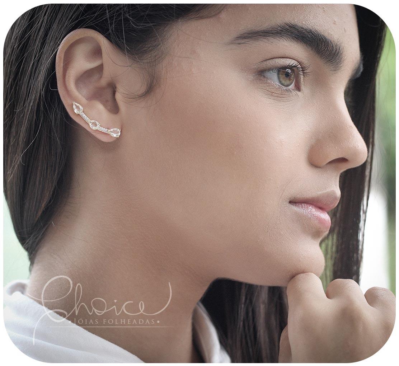 Brinco Ear-Cuff - Adana