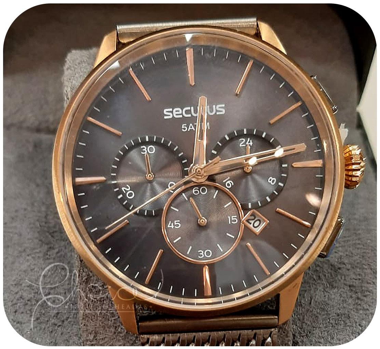 Relógio Seculus 13038GPSVUA2