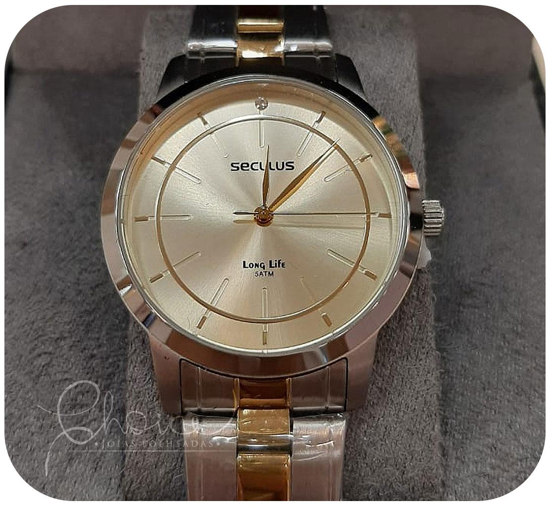 Relógio Seculus 20413LPSVBA2