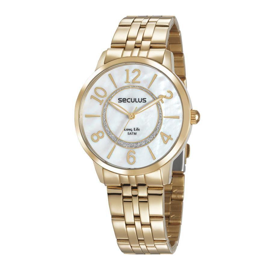 Relógio Seculus 28948LPSVDA1