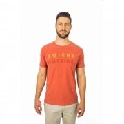 Camiseta Careca Estampada Flame