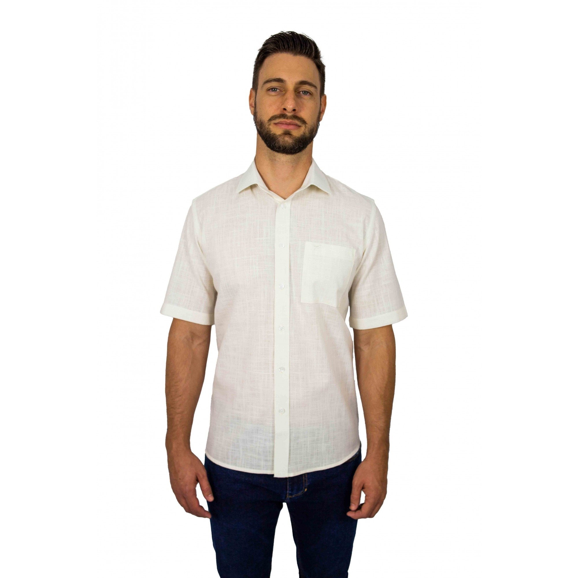 Camisa Comfort Fit