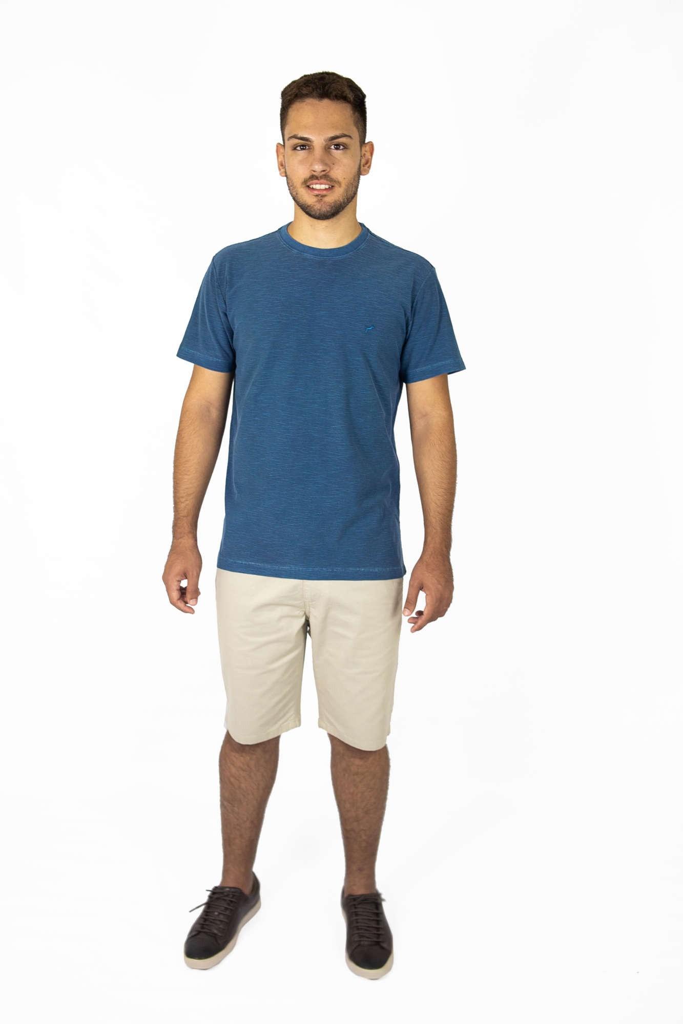 Camiseta Careca Flame