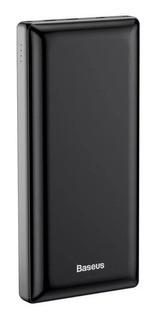 Bateria Externa Baseus 30.000mha 15w Pd Dual Quick Charger