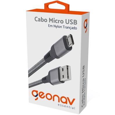Cabo Micro Usb 1m Geonav