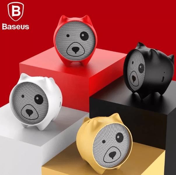 Caixa De Som Encok E06 Baseus