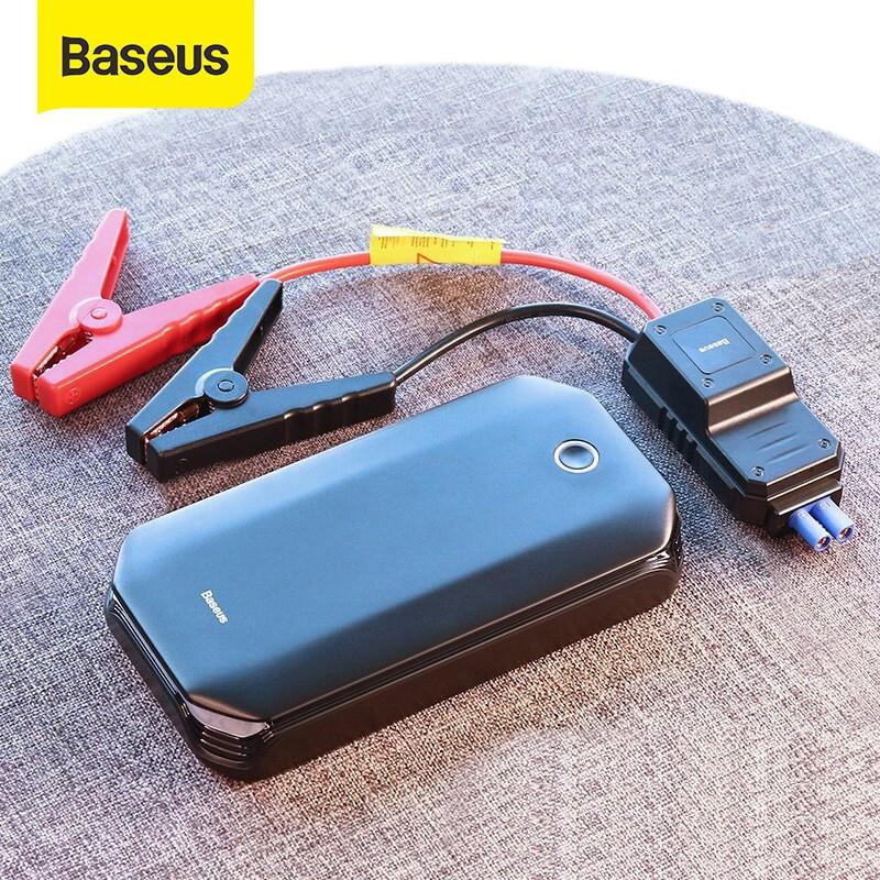 Carregador de Bateria Super Energy Car Jump Starter Baseus 8.000mha
