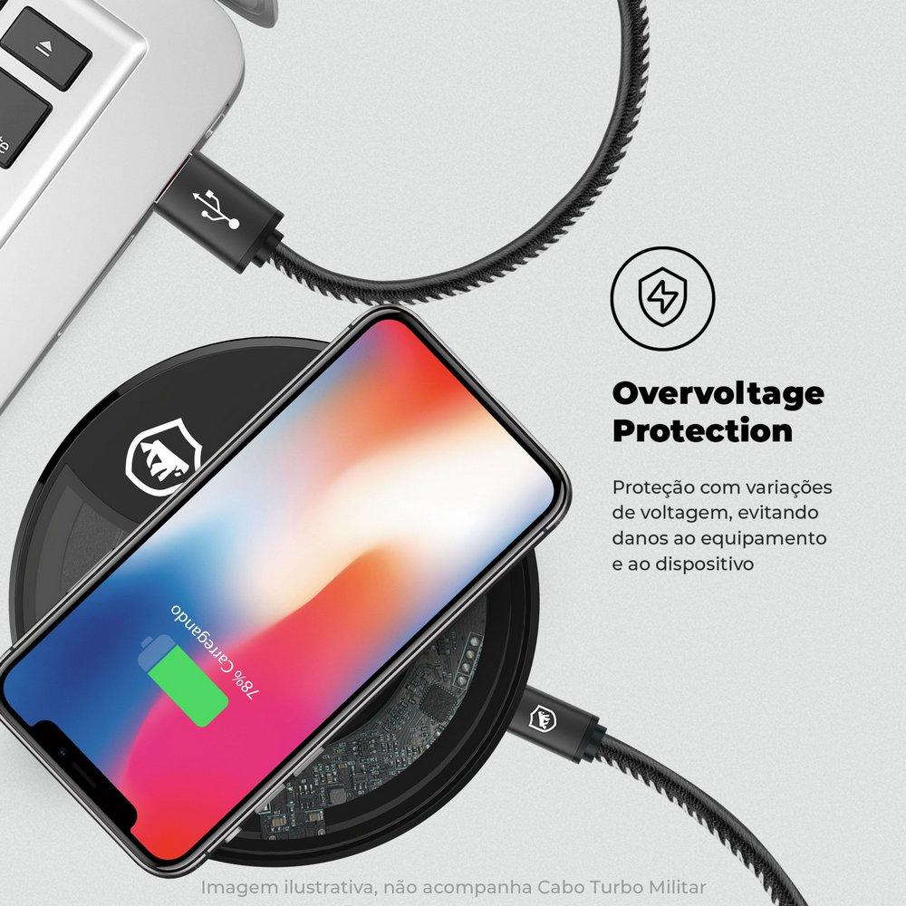 Carregador Future Wireless Gorila Shield