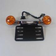 Barra de Setas Traseiras Estilo Bullet - HD Touring - 001/12607