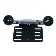 Barra de Setas Traseiras Estilo Bullet - HD Touring - 001/84500