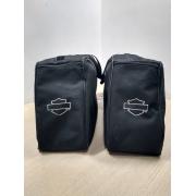 Bolsas Internas para Alforge - Originais HD Touring - Par - 008/29700