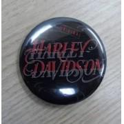 Botton Decorativo em Metal - Motivo Harley- Davidson 04 - 022/88201