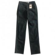 Calça Jeans Feminina para Uso com Proteções Removíveis HLX Penélope Black - 039/77007