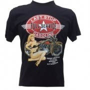 Camiseta Masc Preta - Full Service - 26pw11 - 026/96405
