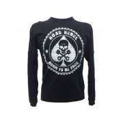 Camiseta Masc Preta Manga Longa - Ace Of Spades - 49441 - 026/26905