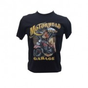 Camiseta Masc Preta - Motorhead - 28pw11 - 026/87709