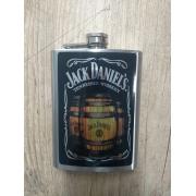 Cantil em Metal - Motivo Jack Daniels - Mod 01 - 022/75201