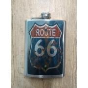 Cantil em Metal - Motivo Route 66 - Mod 01 - 022/77608
