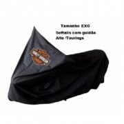 Capa Térmica /Impermeável - Logo HD - Tam EXG - Tourings - 018/74904