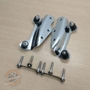 Dockings para Sissy Bar - Cromado - HD Touring - 4 Pontos - 007/52602