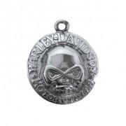 Emblema em Metal - Willie G - Redondo - 022/77848