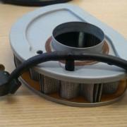Partes do Filtro de Ar - HD Softail - 016/23502