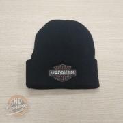 Gorro Lã Preto - Logo Bar & Shield Harley-Davidson - 024/39301