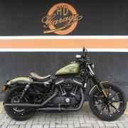 Harley-Davidson Sportster XL 883 N Iron - 2016/2016 - Verde - 036/62606