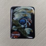 Imã de Geladeira - Motivo Harley-Davidson - MD 02 - 022/62206