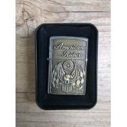 Isqueiro em Metal - Motivo American Rider - 022/94805