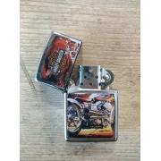 Isqueiro em Metal - Motivo Harley-Davidson - Mod 03 - 022/76209