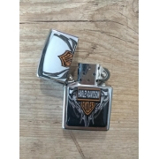 Isqueiro em Metal - Motivo Harley-Davidson - Mod 04 - 022/91806