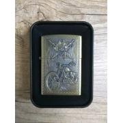 Isqueiro em Metal - Motivo Pirate s Biker - 022/63201