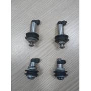 Kit 4 Dockings para Parabrisa e Parafusos - HD Sportster/Dyna/Softail - 011/30601