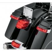 Lanternas de Led Vermelhas para Alforges Rígidos - HD Touring - Par - 001/45605
