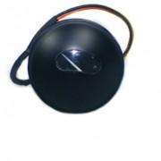 Marcador de Combustível - Todas HD - Preto Fosco - 002/39240