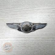 Medalhão Comemorativo 110 Anos em Metal - 11cm x 3,5cm - 012/74204