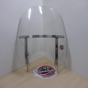 Parabrisa Policarbonato Cristal - Perfil Alto - HD Road King - Destacável - 011/64602