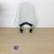 Parabrisa Policarbonato Cristal - Universal - Baixo - 011/66202