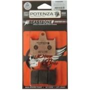 Pastilha de Freio Traseira - HD Sportster 14 e Acima - Potenza PTZ512HD - Beastbone Sinter HH - 005/68201