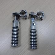 Pedaleira Auxiliar para Protetor de Motor com Suportes - Multifit - Par - 015/30400